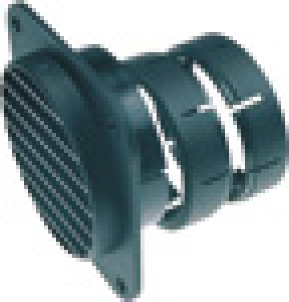 Schwenkdüse SCW 2, schwarz für Klimaanlagen Saphir
