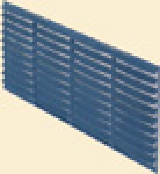 Ersatz-Flusenfilter für Klimaanlage Saphir compact