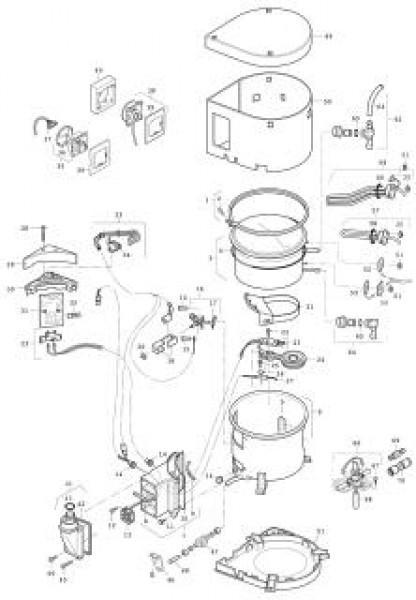 ersatzteile warmwasserboiler abdeckung ablauf dusche. Black Bedroom Furniture Sets. Home Design Ideas