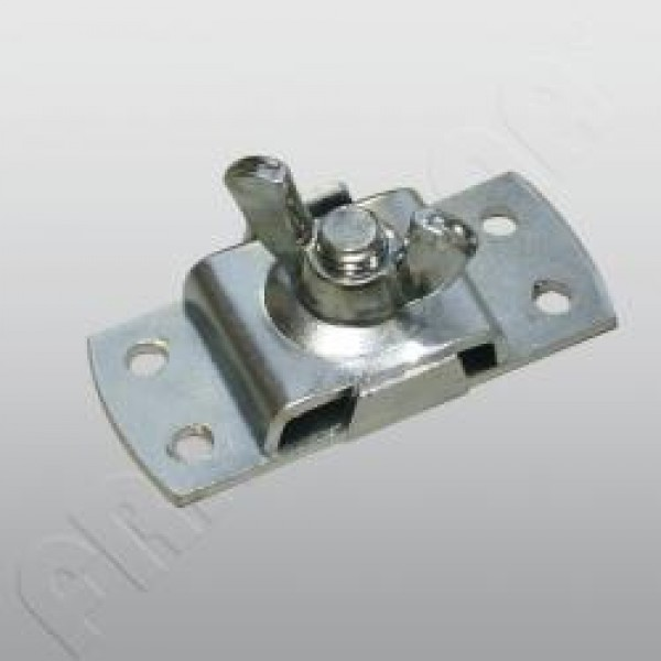 Ersatzteile für Dukdalf Tische - Verbindungsplatte für Ersatzbügel Harmonika