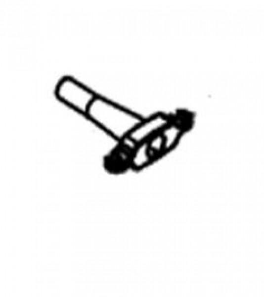 Ersatzteile für HEKI 3 und HEKI 4 - Glas kpl mit Anbauteilen (Pos. 01 bis 25) nur HEKI 4 + 4 Plus