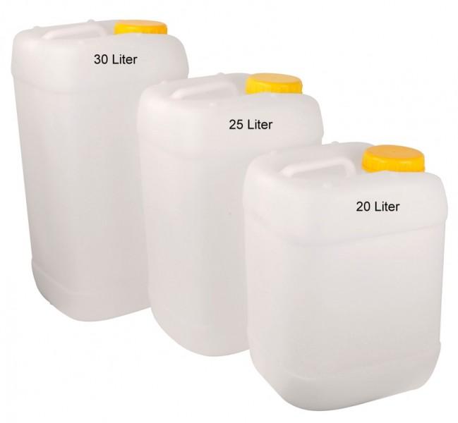 Standard Wasserkanister DIN 96 25 Liter