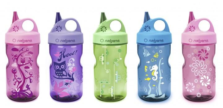 Nalgene Everyday Grip-n-Gulp 0,35 L grün Autos