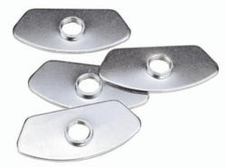 Grill - Ersatzteile - Befestigungsplatte