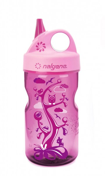 Nalgene Everyday Grip-n-Gulp 0,35 L pink Baum