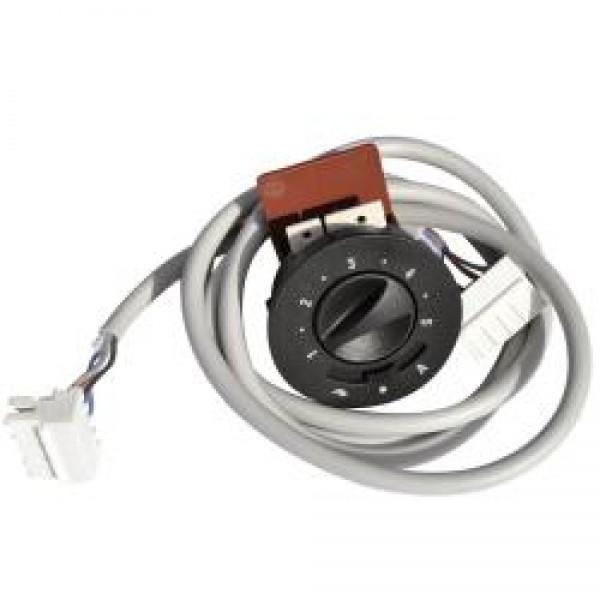 Bedienteil integriert 1,3m Kabel für Trumavent Gebläse