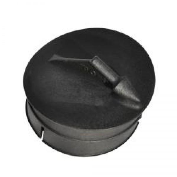 Ersatzteile für Trumatic C Verschlussdeckel Combi schwarz