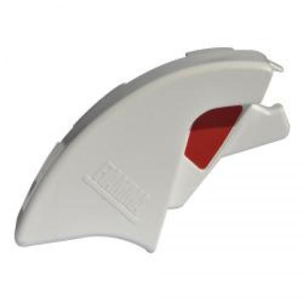 Frontblendenverschluss F65 S rechts polar white