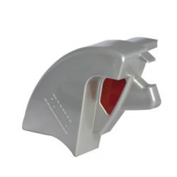 Frontblendenverschluss F65 S rechts titanium