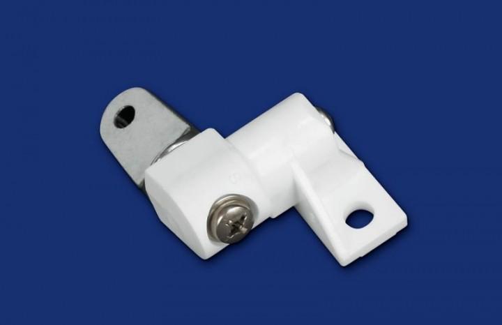 Ersatzteile Fiamma F50 Pro / F55 Pro - Stützfußgelenk links 2,5 bis 3,5 m