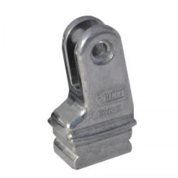 Ersatzteile F 1 / F 1 L Titanium - Kit Stützfußende F1 L, F45 i L, S/N bis 9438700