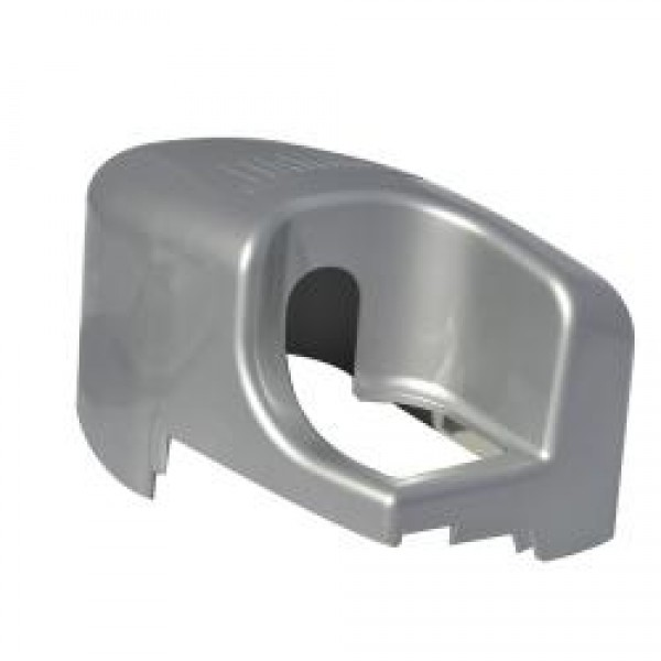 Endkappe F45TiL, rechts titanium