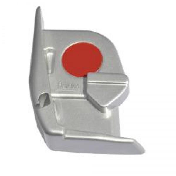 Frontblendenverschluss F45Ti, rechts titanium