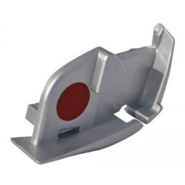 Frontblendenverschluss F45TiL rechts titanium