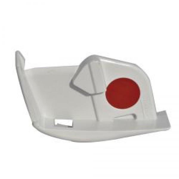 Frontblendenverschluss F45TiL links polarweiß