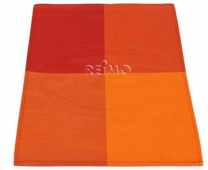 Camping Tischdecke 2er Set Orange Rot