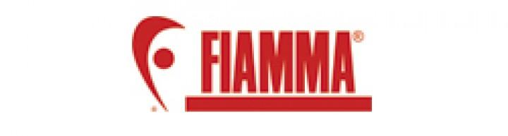 Riemenschlitten rot für Fiamma Rail