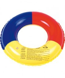 Wehncke Schwimmreifen-Schwimmring bunt 50cm