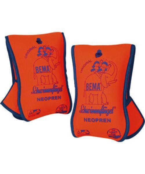BEMA Schwimmflügel Neopren für Kinder von 1 - 6 Jahren