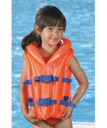 BEMA Schwimmweste für Kinder von 2 - 6 Jahren