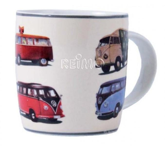 VW Collection Kaffeetasse Bulliparade