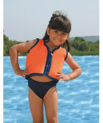 BEMA Schwimmweste Swim Trainer für Kinder von 4 - 6 Jahren