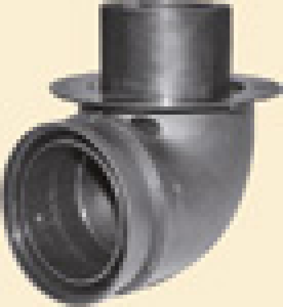 Dükerbogen für Klimaanlagen Saphir