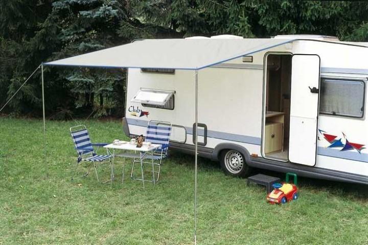 Sonnensegel für Wohnwagen 200 x 240 cm Como 1