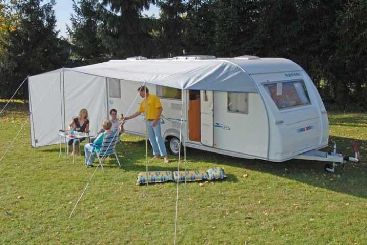 Sonnensegel für Wohnwagen 500 x 240 cm Como 7