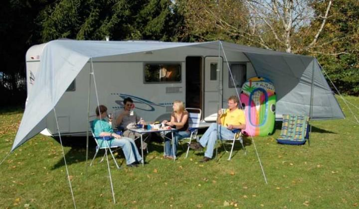 Sonnensegel für Wohnwagen 300 x 240 cm Como 3