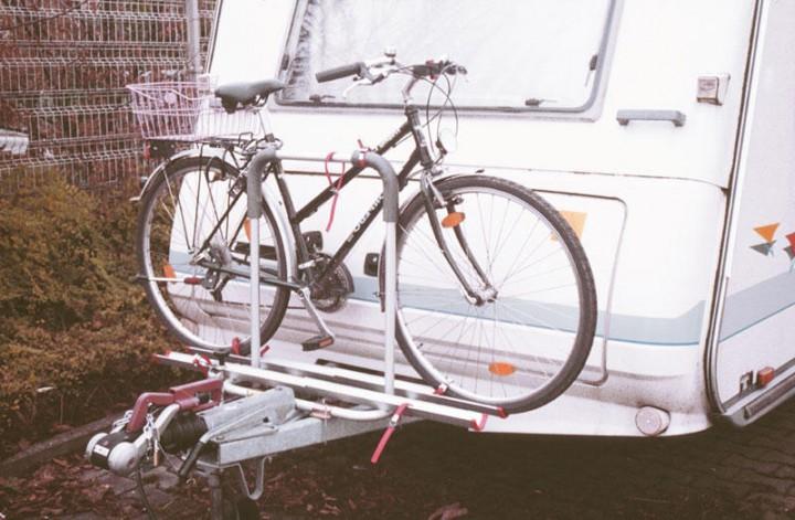 Caravan Deichselträger Polo