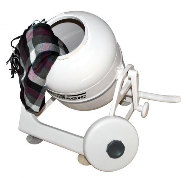Handkurbel Waschmaschine White Magic  Camping & Outdoor  -> Waschmaschine Ohne Strom