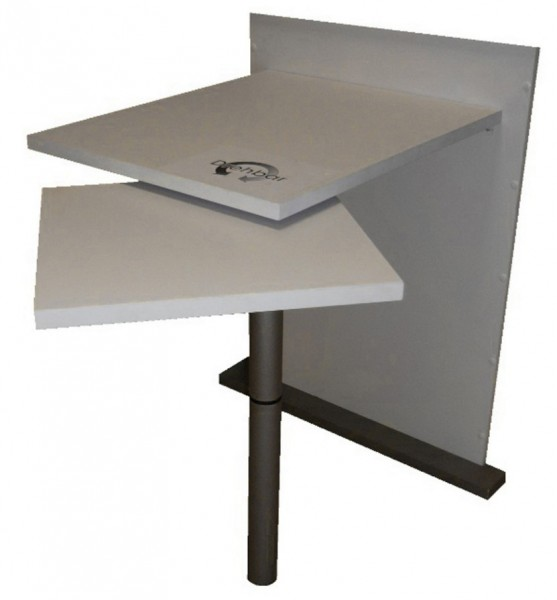 Ausdrehfuß M für Tischplattenerweiterung