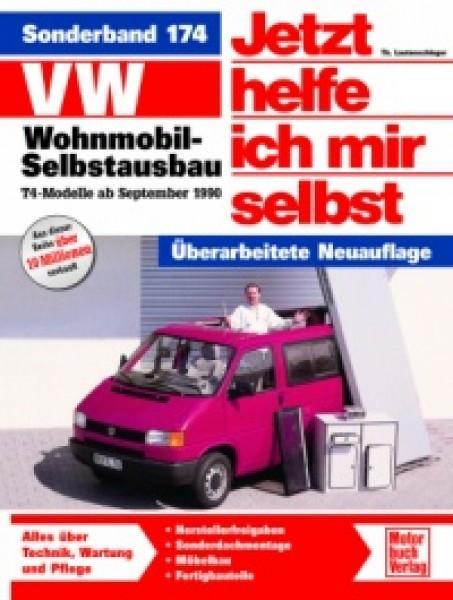 Wohnmobil Selbstausbau VW T4