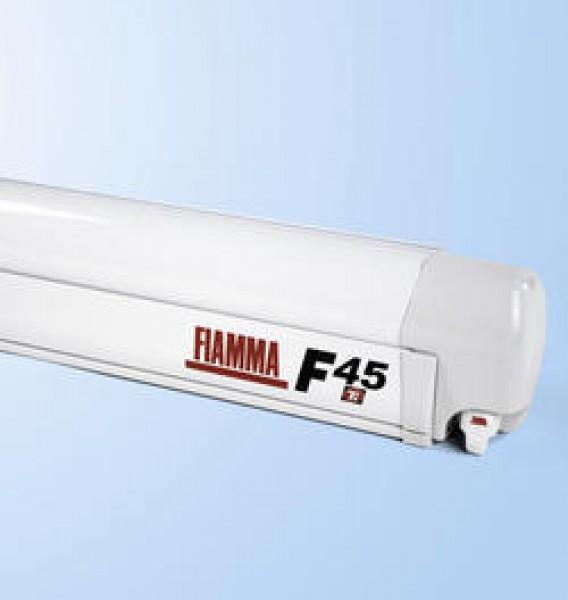 Fiammastore F45 L 450 Delux grey Polarweiß