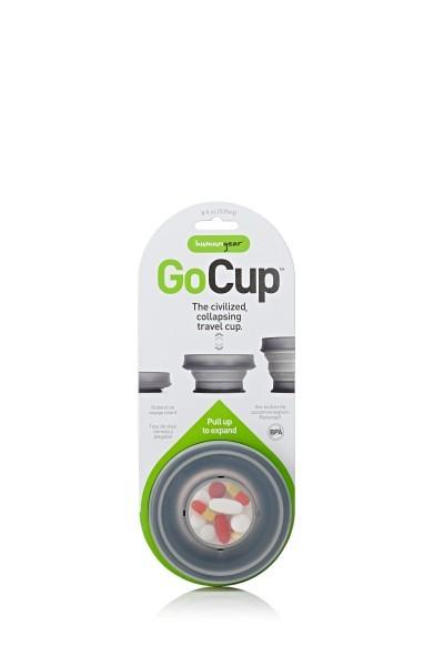 humangear 'GoCup' 237 ml, schwarz