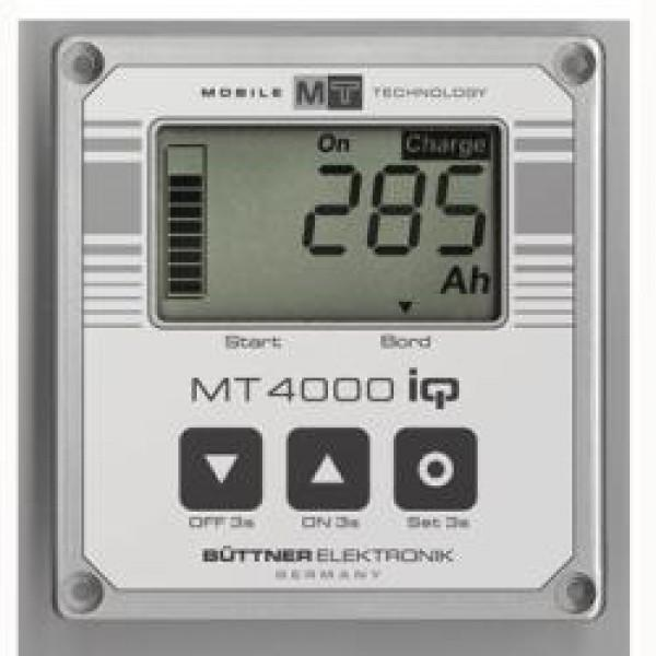 MT 4000 iQ Batterie-Computer mit 200 A-Shunt