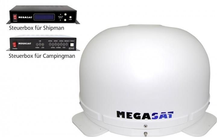 Sat-Anlage Megasat Campingman