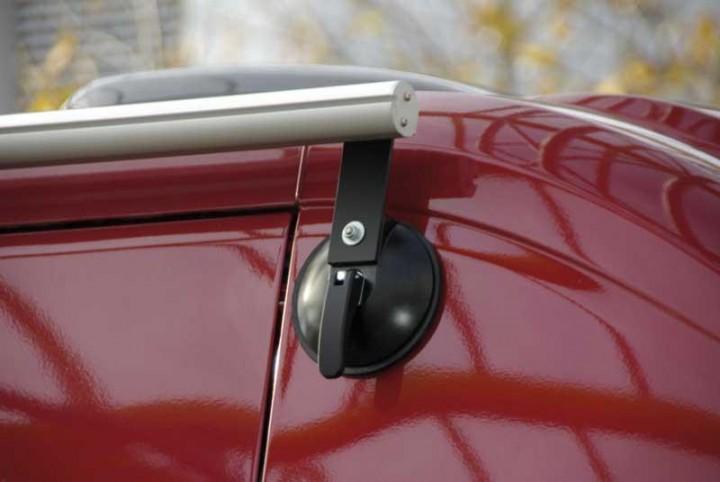 Unirail für gerade Wände & Ducato Serien-HOD Sonnensegel