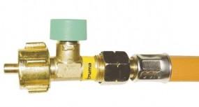 Hochdruckschlauch mit Schlauchbruchsicherung G 12 450 mm