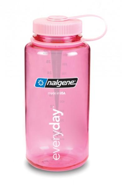 Nalgene 'Everyday Weithals' 1 L, pink
