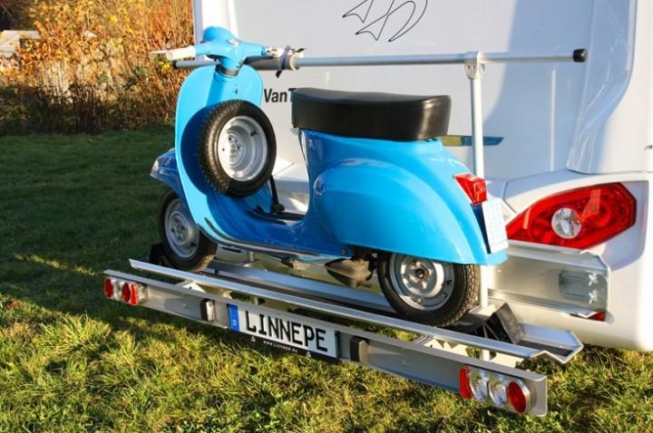 Linnepe Wohnmobil Lastenträger Findus