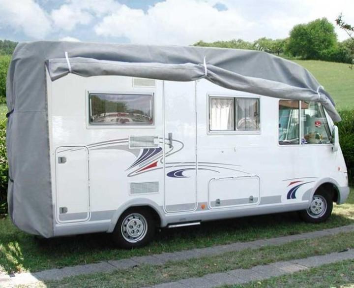 Reisemobil-Schutzhaube 650x235x270cm