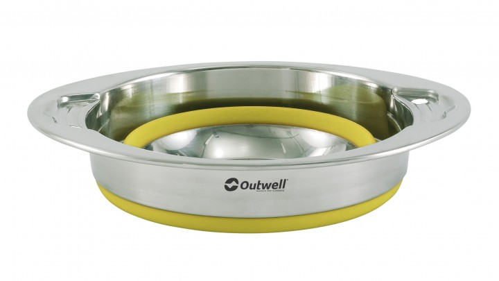 Outwell Topf 'Collaps' 2,5 l gelb