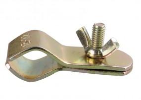 Zeltrohrschelle mit Schraube 18-22 mm