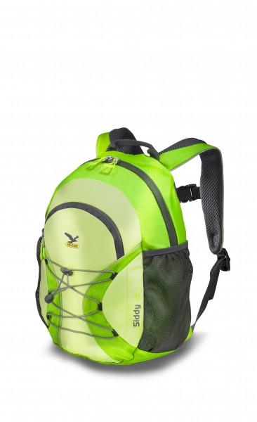 Salewa Kinderrucksack Siddy 12 grün