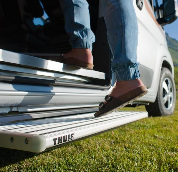Thule Omnistor Trittstufe Slide-Out Step 400 manuell