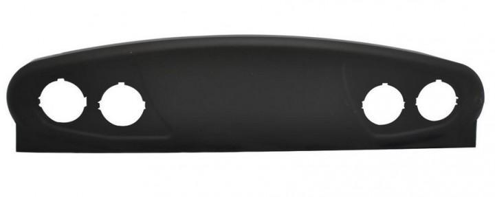 Abdeckung schwarzbraun für Truma S 5002 K Heizungen