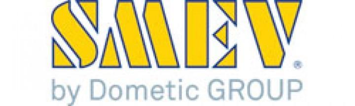 Scharnier für Glasabdeckung SMEV Serie 8000 Edelstahl gebogen
