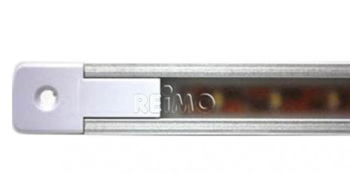 LED 12 Volt Einbau Alu Bar 750 mm